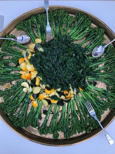 The art of edible nature